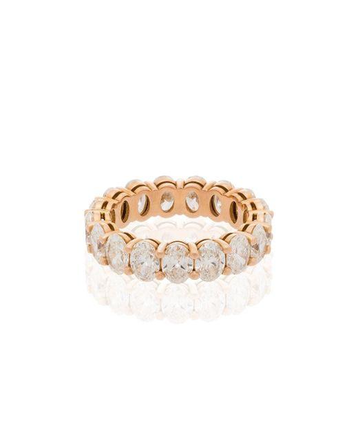 SHAY ダイヤモンド リング 18kローズゴールド Pink