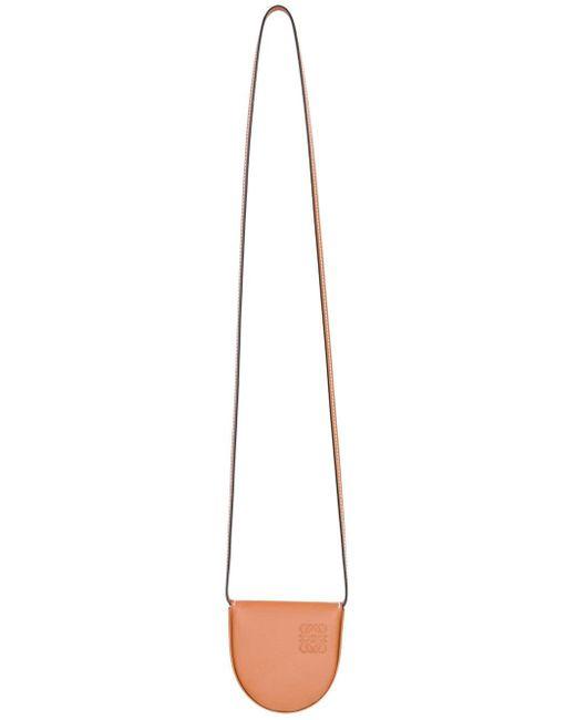 メンズ Loewe レザーポーチ Multicolor