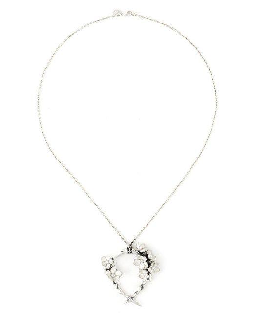 Shaun Leane - Metallic 'cherry Blossom' Diamond Necklace - Lyst