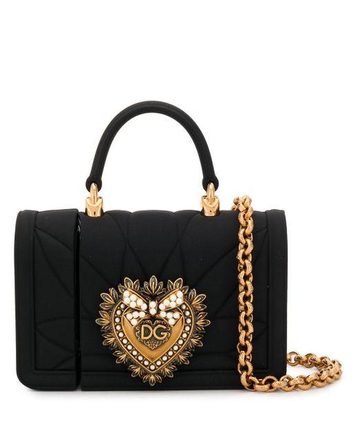 Dolce & Gabbana Devotion Airpods ケース Black