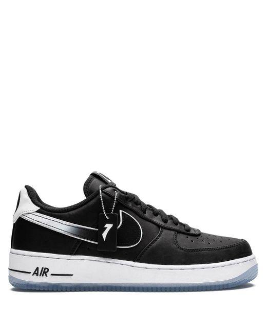 Nike X Colin Kaepernick 'Air Force 1 '07 QS' Sneakers in Black für Herren