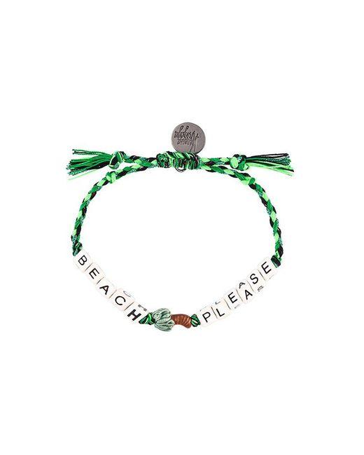 Venessa Arizaga | Green 'beach Please' Bracelet | Lyst