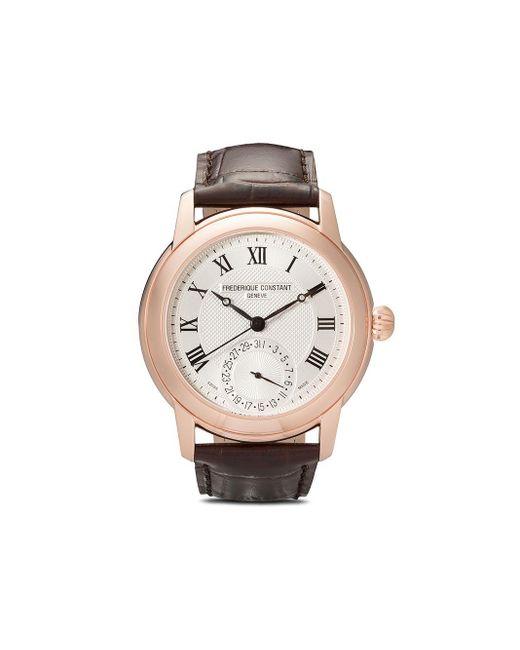 Наручные Часы Classic 42 Мм Frederique Constant для него, цвет: White