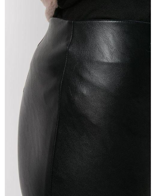 Легинсы С Завышенной Талией Pinko, цвет: Black