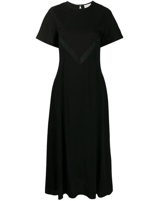 Moncler リボン ドレス Black