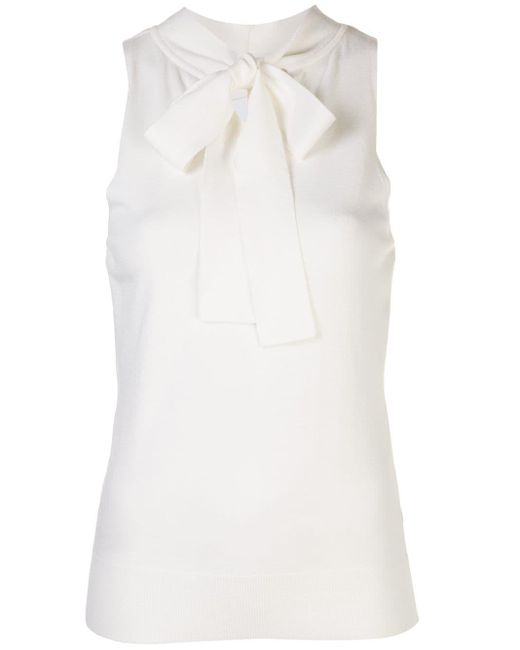 MILLY トップ White