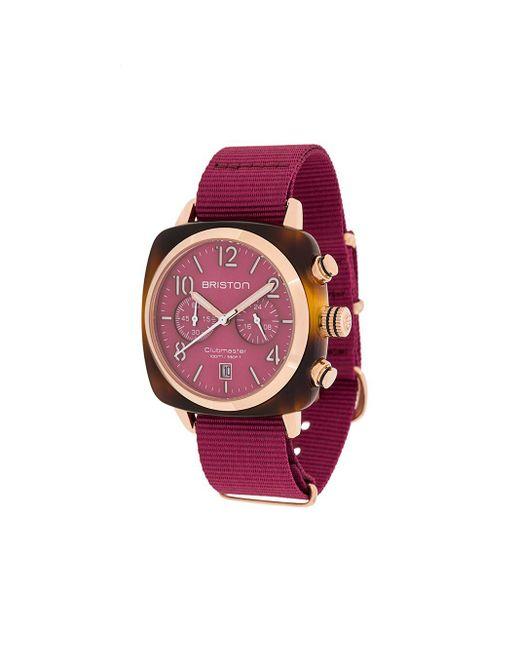 Наручные Часы Clubmaster Classic 40 Мм Briston, цвет: Multicolor
