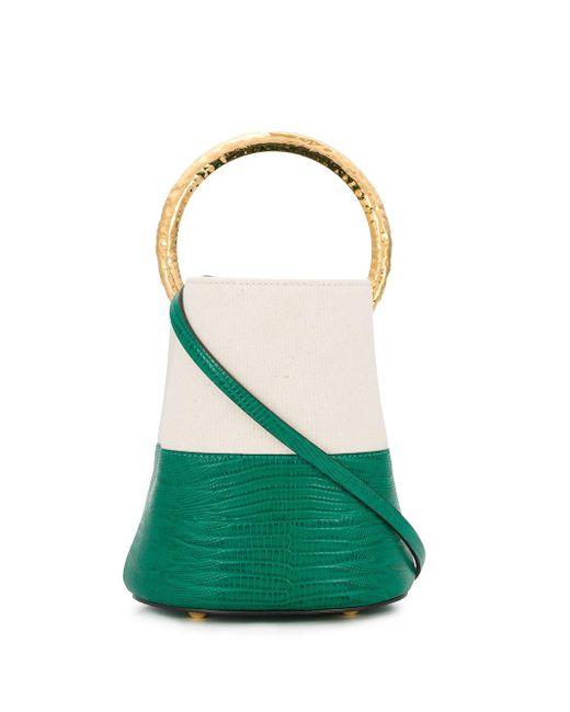 Marni Pannier バケットバッグ Green