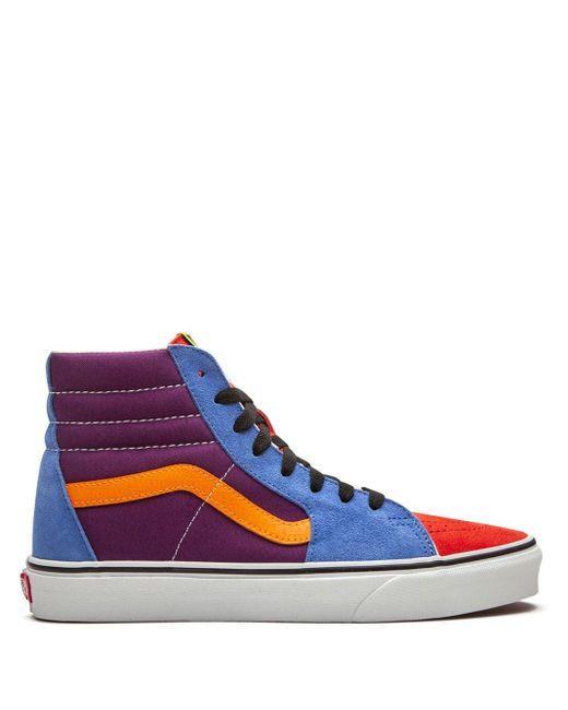 Baskets SK8-Hi Vans pour homme en coloris Blue
