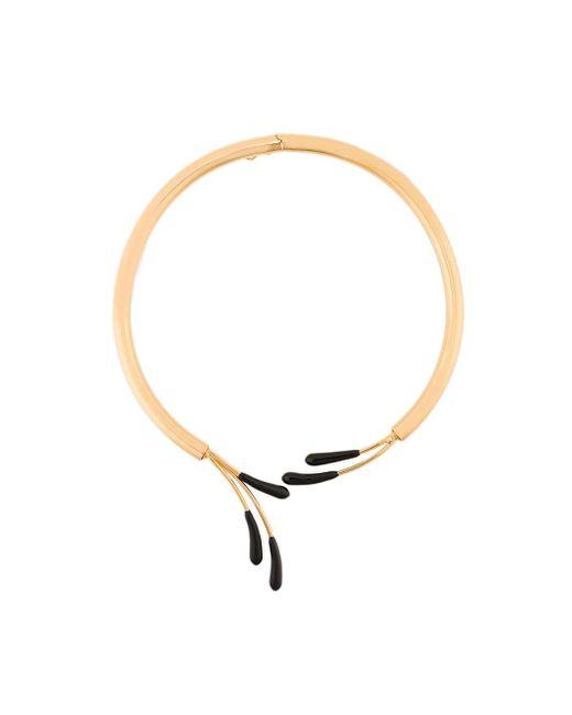 Marni オープン ネックレス Multicolor