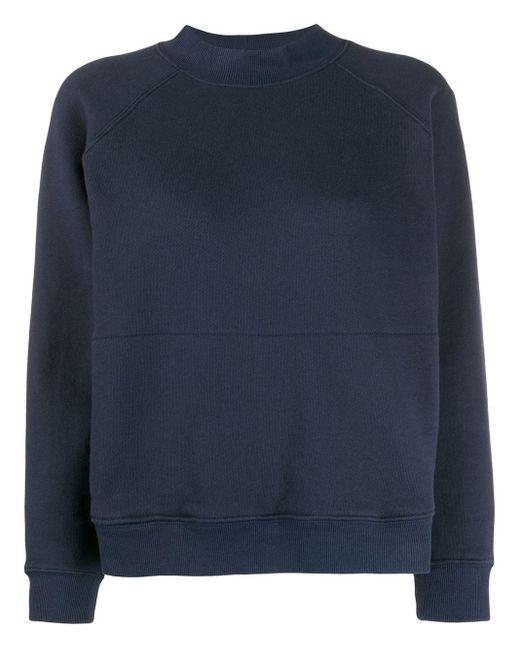 YMC ロングスリーブ セーター Blue
