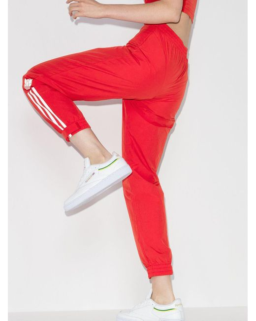 Adidas X Paolina Russo Olympic トラックパンツ Red