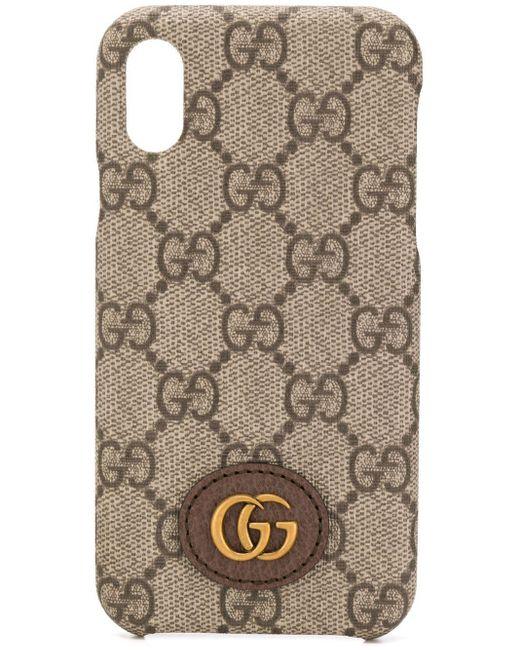 Gucci オフィディア Iphone X/xs ケース Multicolor