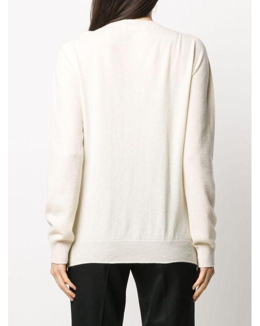 Jil Sander カシミア セーター Multicolor