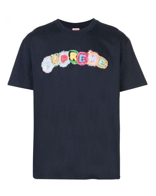 メンズ Supreme ピロー Tシャツ Blue