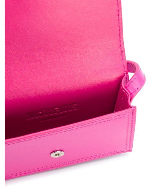 メンズ Jacquemus ピンク Le Porte Azur コイン ケース Pink