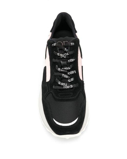 Кроссовки На Массивной Подошве Tod's, цвет: Black