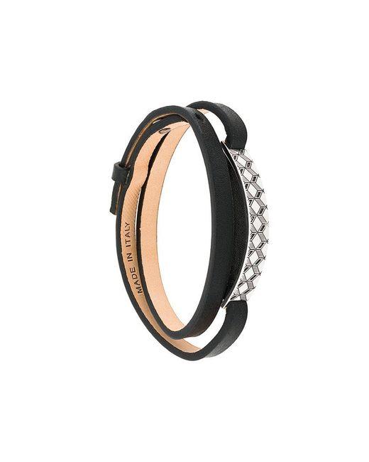 Northskull - Black Kasai Bracelet for Men - Lyst