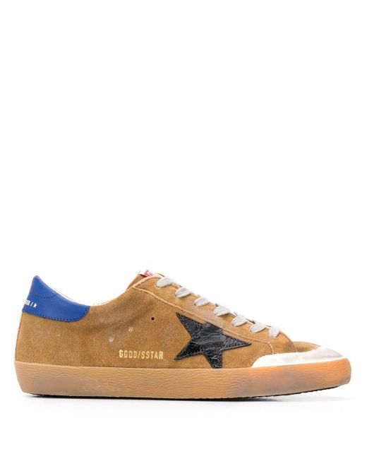 メンズ Golden Goose Deluxe Brand Superstar スニーカー Brown