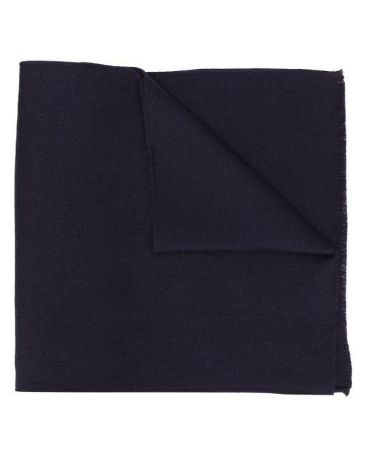 メンズ Paul & Shark ウール スカーフ Blue