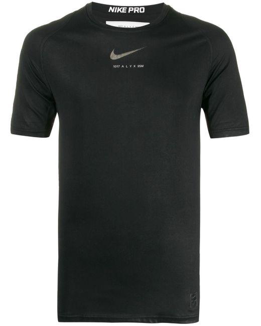 メンズ 1017 ALYX 9SM Nike X Tシャツ Black