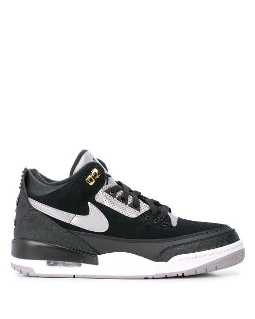 Nike Air Jordan 3 Th Sp スニーカー Black