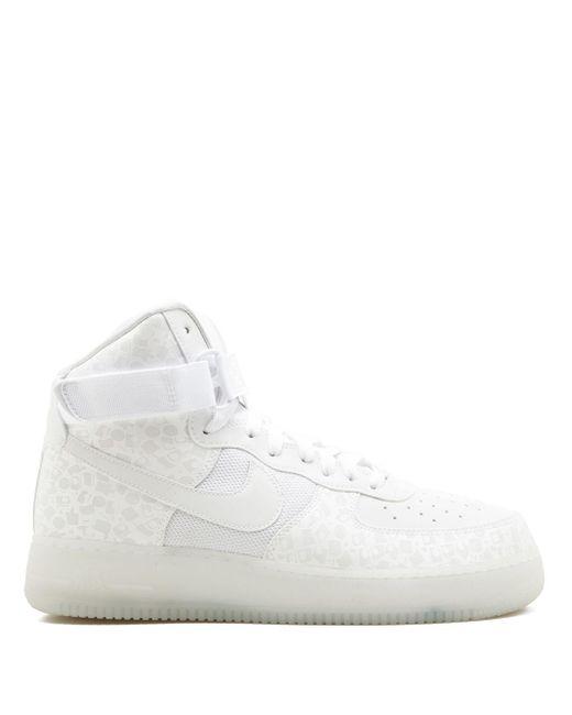 """メンズ Nike Air Force 1 High """"07 Stash '17 スニーカー White"""