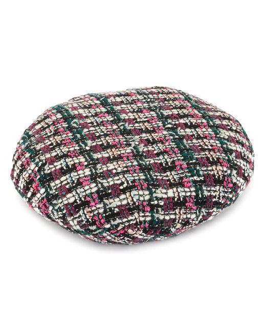 Maison Michel Flore ベレー帽 Multicolor