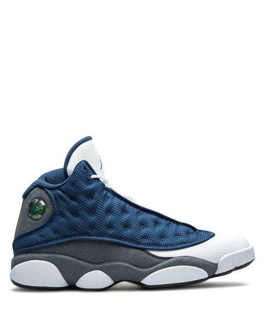メンズ Nike Air 13 Retro スニーカー Blue