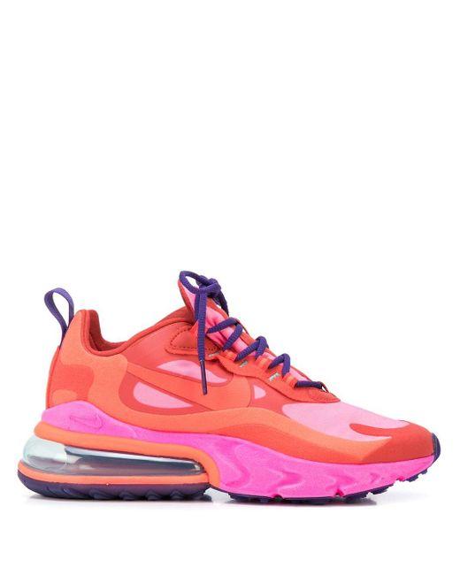 Nike Air Max 270 React スニーカー Pink