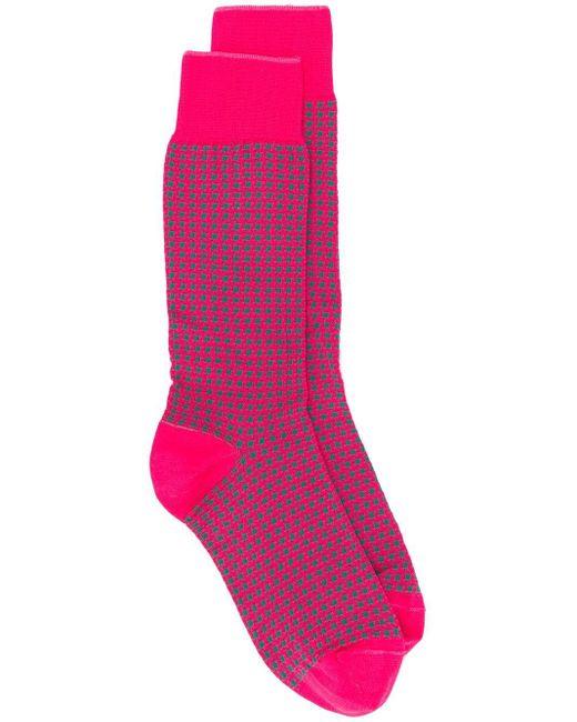 Marni パターン 靴下 Pink