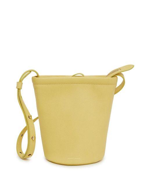 Mansur Gavriel バケットバッグ Yellow