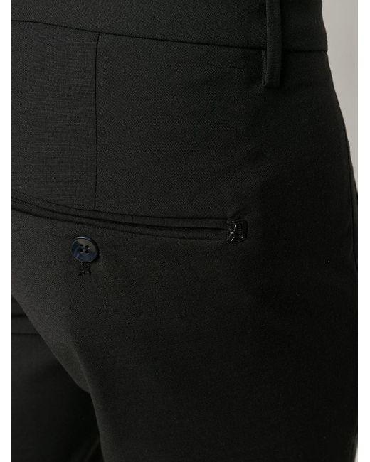 メンズ Dondup プリント スウェットシャツ Black