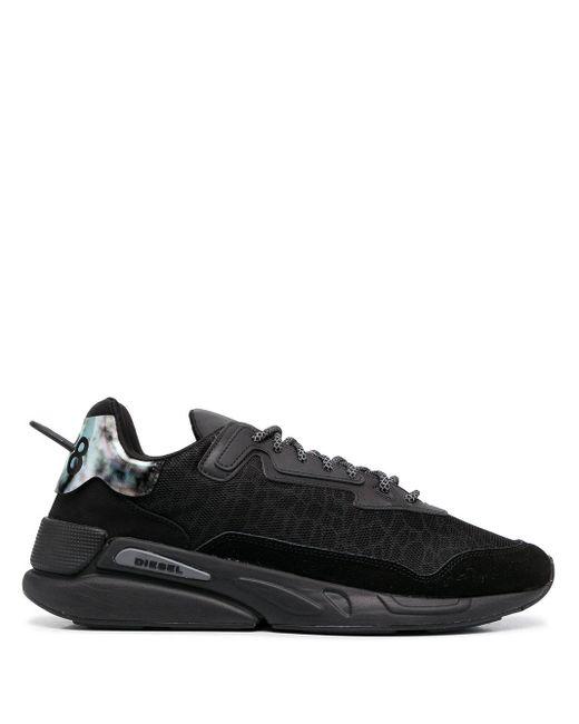DIESEL Sneakers mit Logo in Black für Herren
