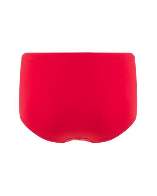 メンズ Dolce & Gabbana ブリーフ水着 Red