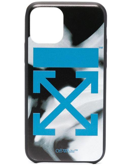 Off-White c/o Virgil Abloh Arrows Iphone 11 Pro ケース Blue