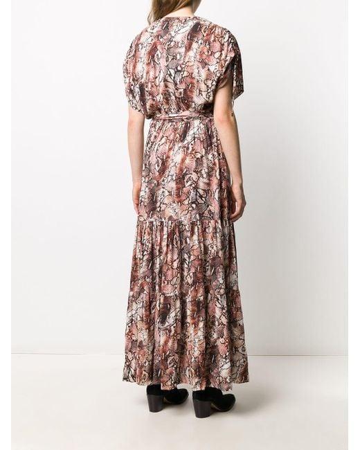 Melissa Odabash Aria プリント ドレス Multicolor