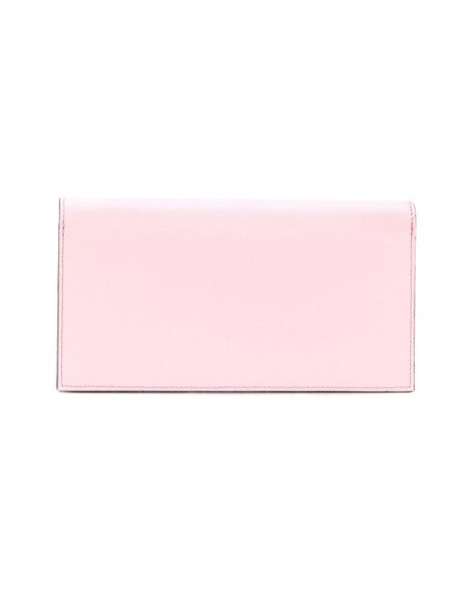 Cartera tricolor Marni de color Pink