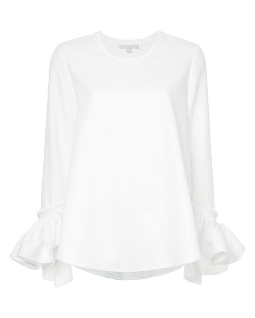 White Story - White Alannah Blouse - Lyst