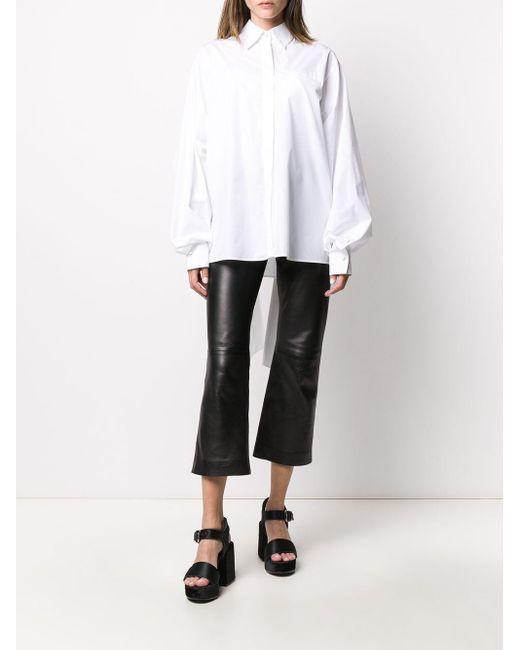 Valentino オーバーサイズ シャツ White