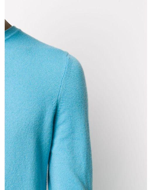 メンズ Pringle of Scotland カシミア セーター Blue