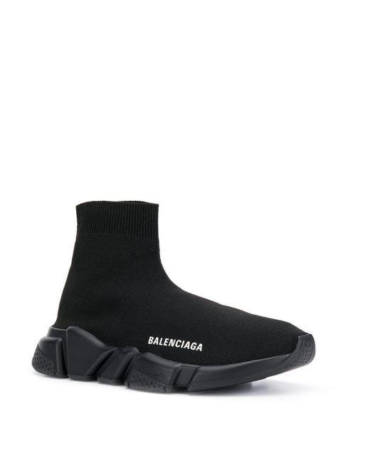 Balenciaga スピード 2.0 スニーカー Black