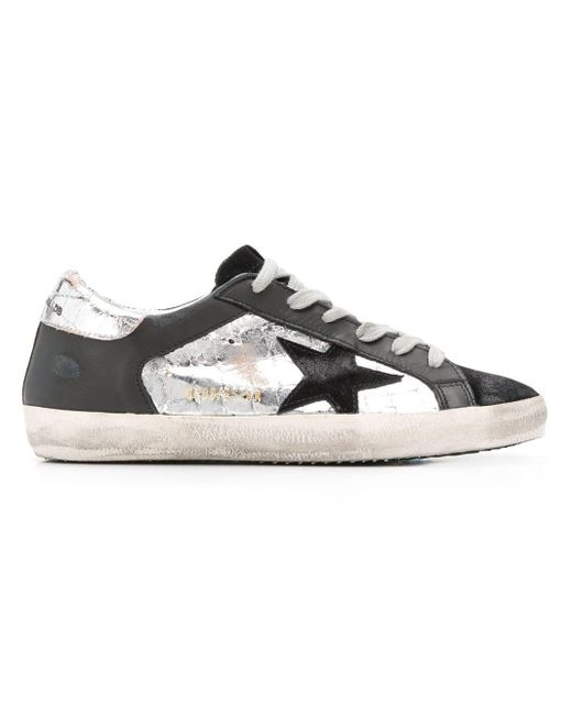 Golden Goose Deluxe Brand Super Star スニーカー Multicolor