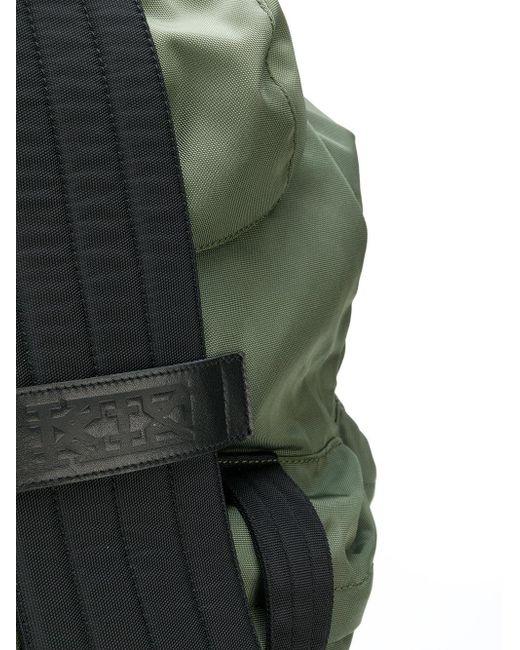 KTZ マルチポケット バックパック Green