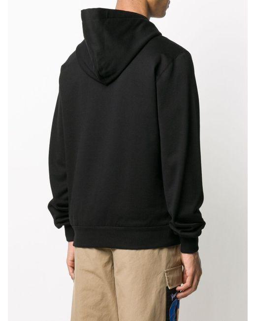 Худи С Нашивкой Dolce & Gabbana для него, цвет: Black