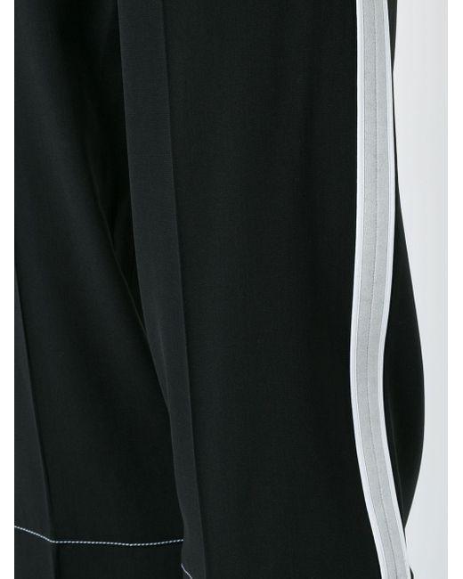 Широкие Брюки Proenza Schouler, цвет: Black