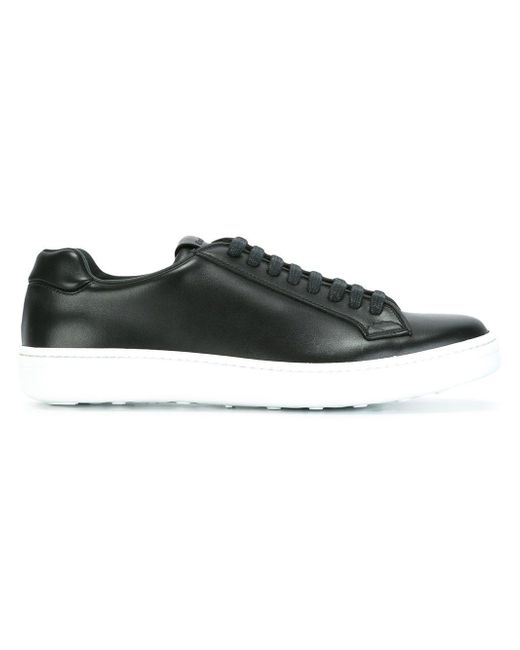 Church's Black Lace-up Sneakers for men