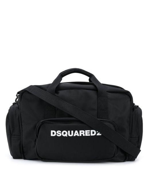 DSquared² ロゴ バックパック Black
