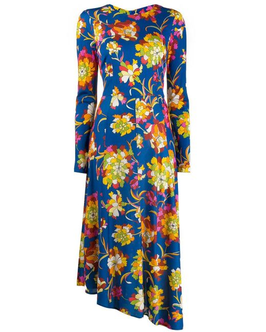 LaDoubleJ Pina ドレス Blue