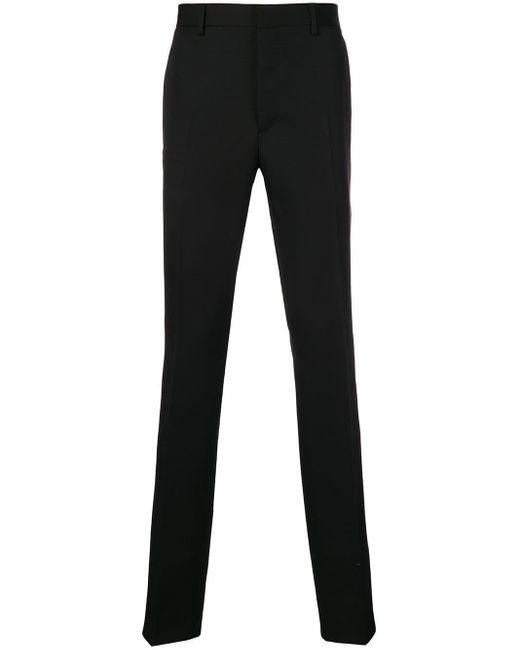 メンズ CALVIN KLEIN 205W39NYC サイドストライプ パンツ Black